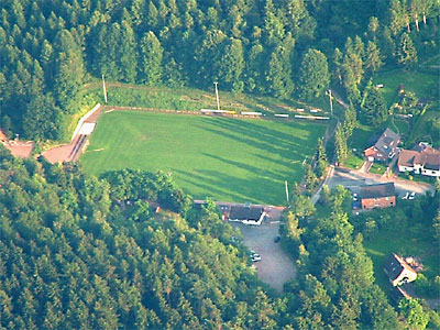 TuS-Sportplatz im Jahre 2005