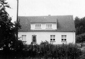 TuS Vereinsheim 1963